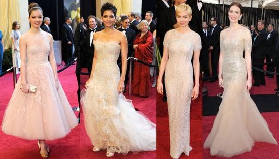 2011 Oscars Red-Carpet Trend: Subtle Sparkle