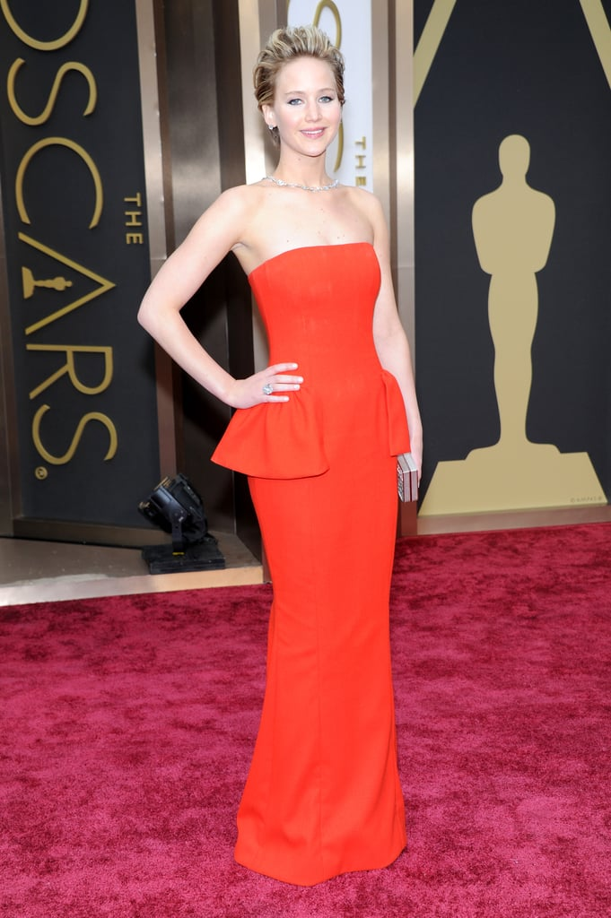 Last, but Not Least, She Looked Totally Awesome on the Red Carpet