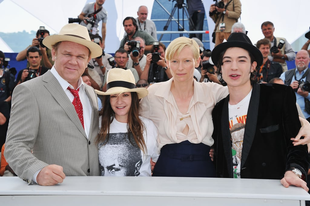 Tilda Swinton and John C. Reilly Bring Something Big to Talk About to Cannes
