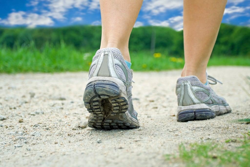 Wear Proper Shoes