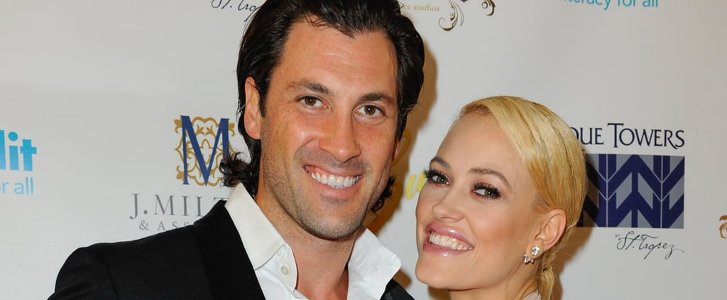 Peta Murgatroyd and Maksim Chmerkovskiy of Dancing With the Stars Are Engaged — See the Ring!