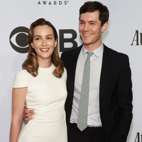 Leighton Meester Gives Birth September 2015