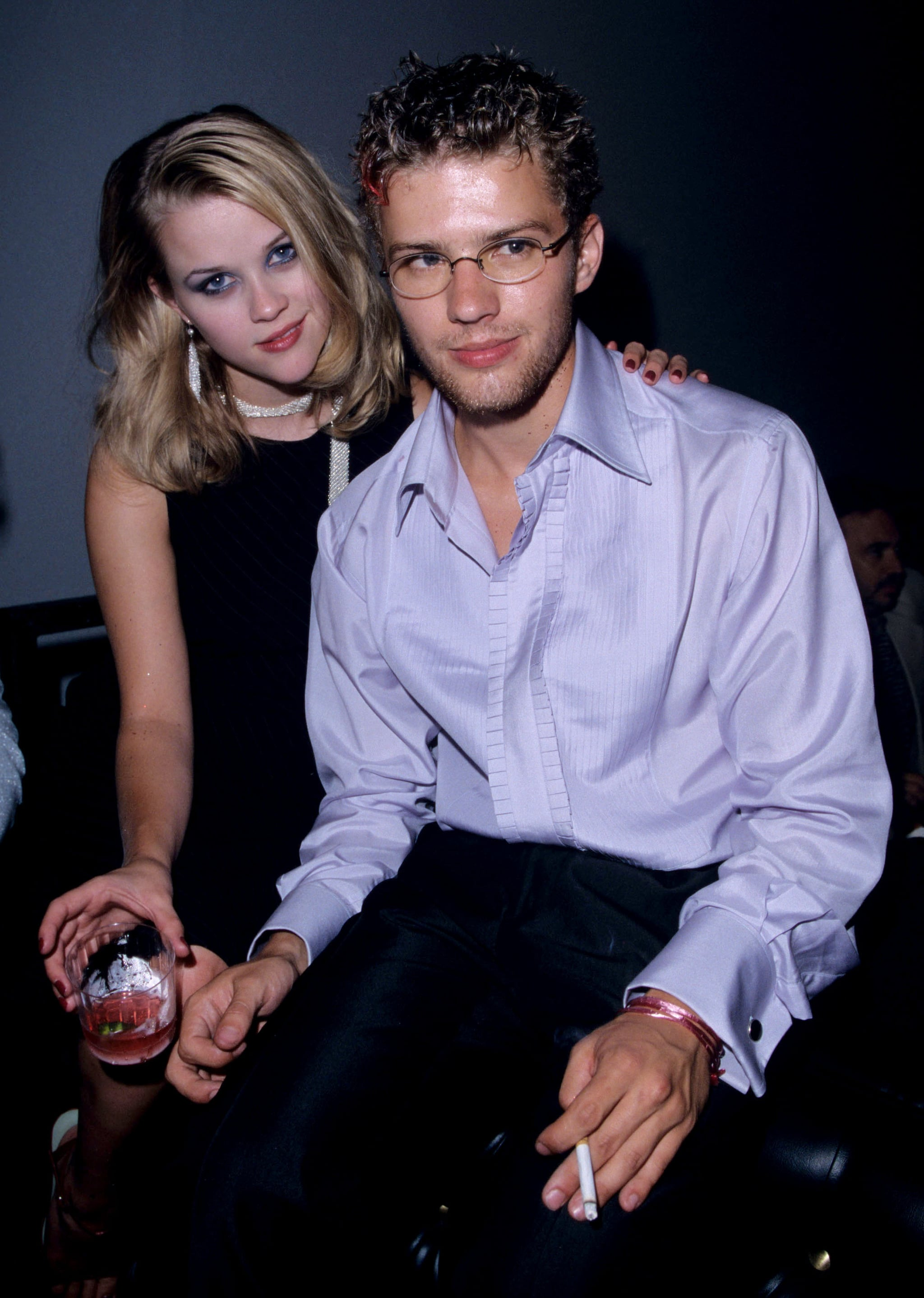 Reese Witherspoon and Ryan Phillippe | 17 Old-School ...