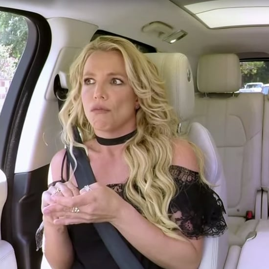 Britney Spears Carpool Karaoke GIFs
