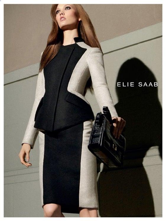 Elie Saab Fall 2012 Ad Campaign
