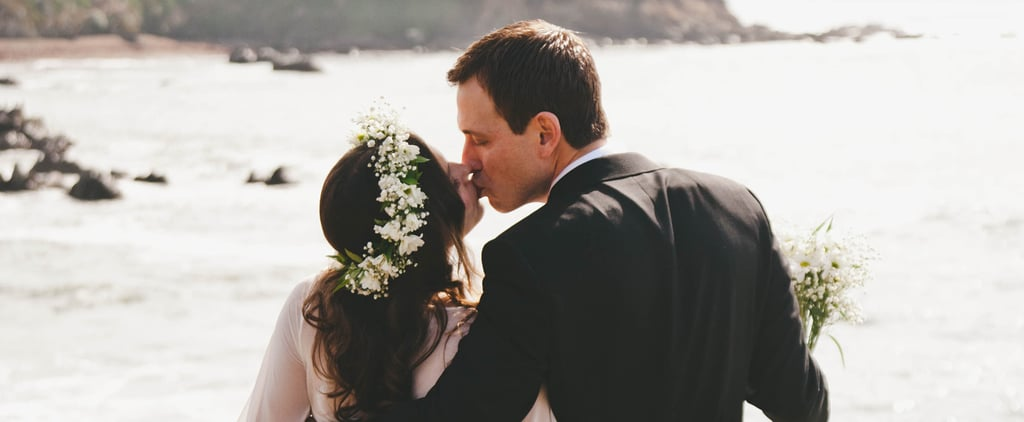 This Intimate Wedding Along the Coast Will Have You California Dreamin'