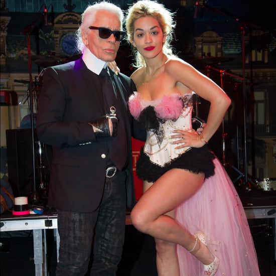 Karl Lagerfeld's Rose Ball 2013 | Pictures