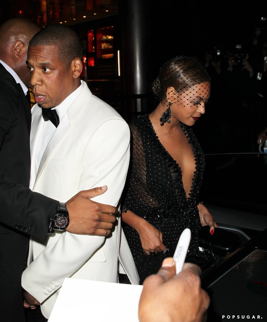 Beyoncé's Sister, Solange Knowles, Attacked Jay Z After the Met Gala