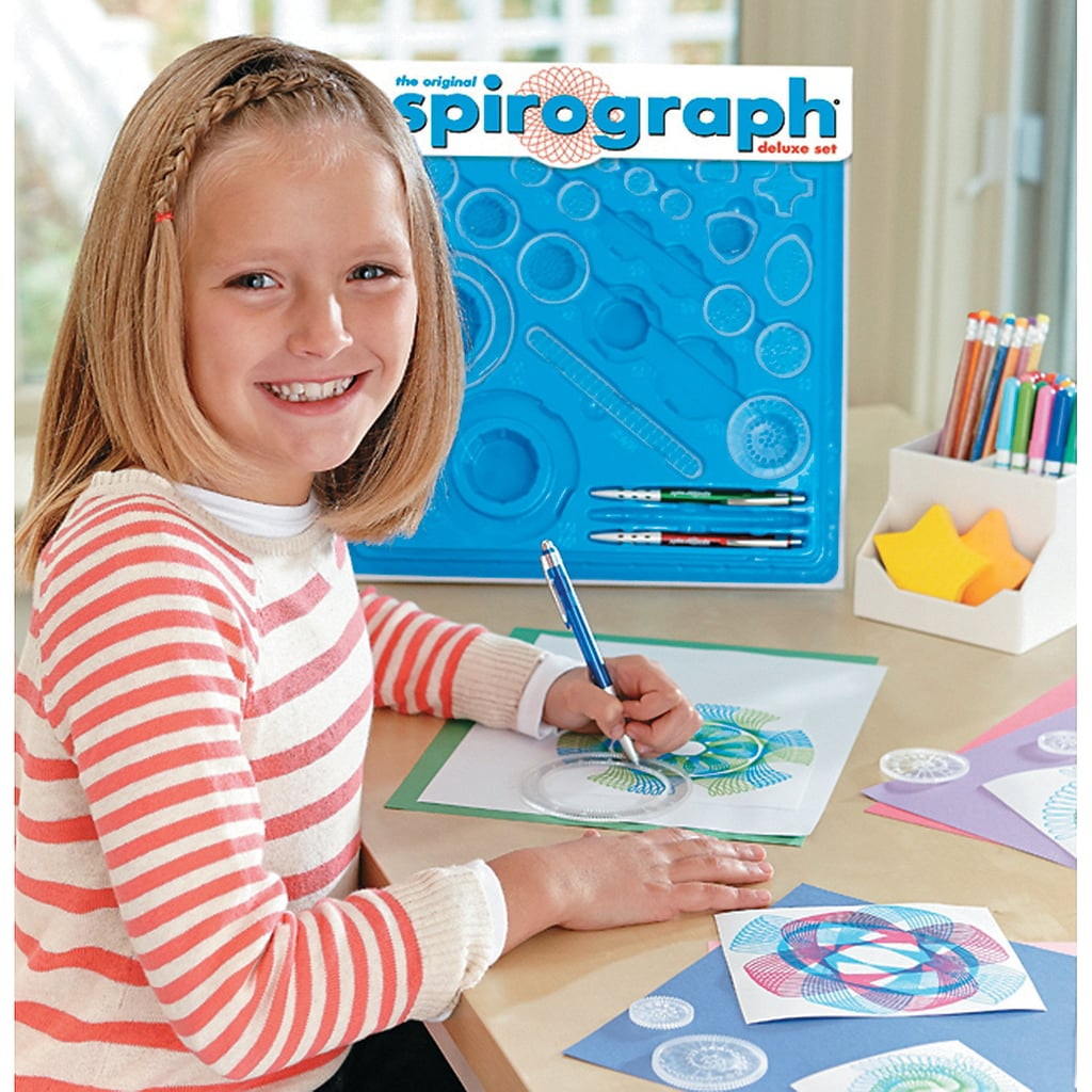 For 8-Year-Olds: Spirograph Deluxe Kit