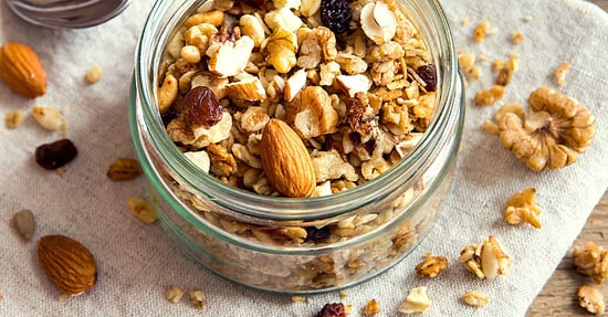 6 Healthy Homemade Granola Recipes