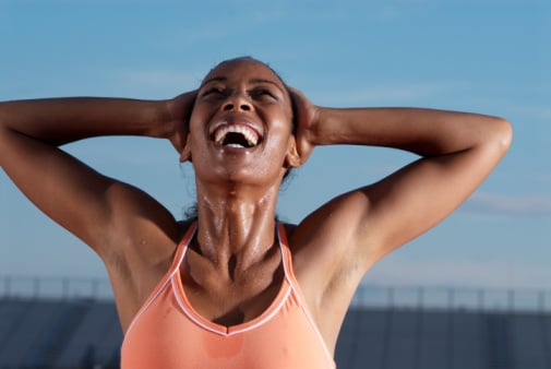 Fit Tip: Use a Good Mood to Your Advantage