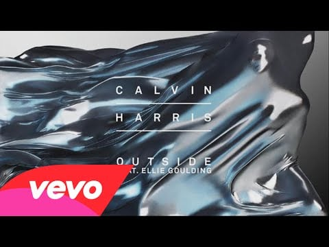 """Ovutside"" by Calvin Harris featuring Ellie Goulding"