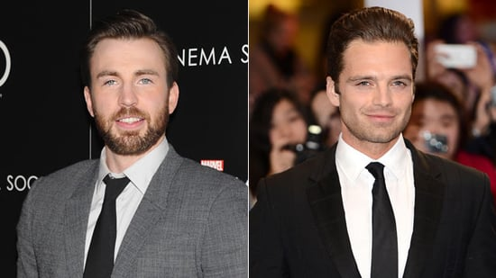Chris Evans Wishes 'Captain America' Co-Star Sebastian Stan a Happy Birthday With Hilarious Pic