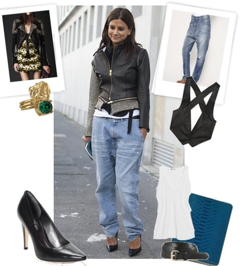 Christine Centenera Fashion Week Street Style