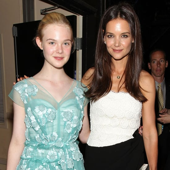 Pictures of Crystal + Lucy Awards in LA