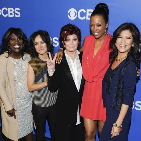 The Talk Hosts Premiere Without Makeup