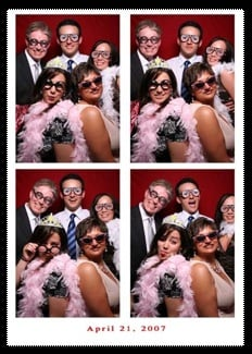 Geek Tip: Rent a Photo Booth For Your Wedding Reception!
