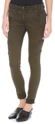 I always crave a good cargo pant during Fall and I like that this pair by 3.1 Phillip Lim ($375) has a dressy feel. That means I can wear it to work during the day with a blazer and flats, but then easily rock it at night with dressier pieces like a sheer blouse, heels, and statement jewels. — MN