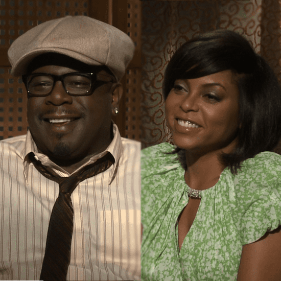 Cedric the Entertainer and Taraji P. Henson Interview (Video)