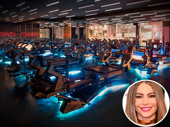 We Tried It: A 25-Minute Total Body Workout Using Sofia Vergara's Favorite Fitness Machine