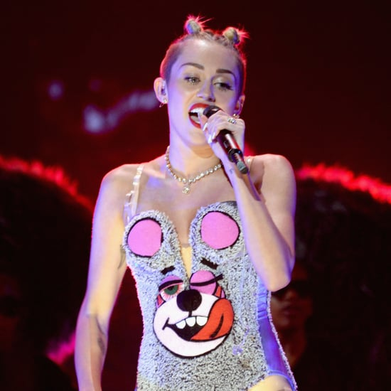 Miley Cyrus Halloween Costume | Hair and Makeup