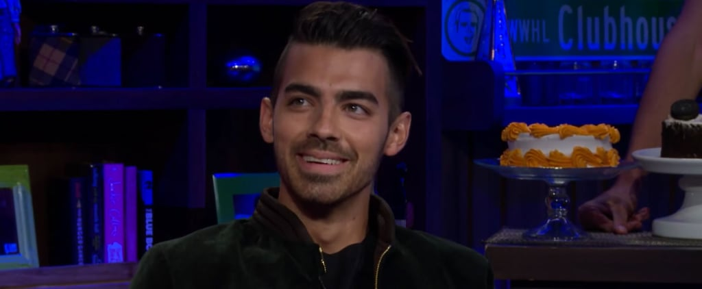 Joe Jonas Reveals Which of His Ex-Girlfriends He'd Like to Marry, Shag, and Kill