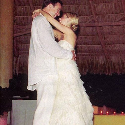 Sarah Michelle Gellar and Freddie Prinze Jr. Wedding Picture