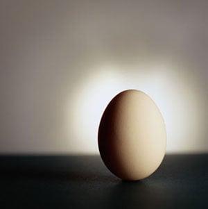 Running Tip: Run With an Egg