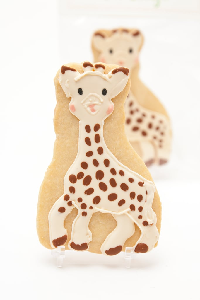 Sophie the Giraffe Cookie