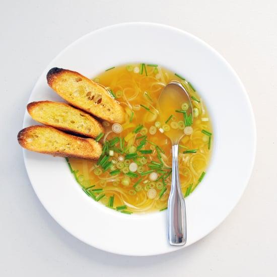 Green Garlic Soup