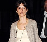 Look for Less: Penelope Cruz