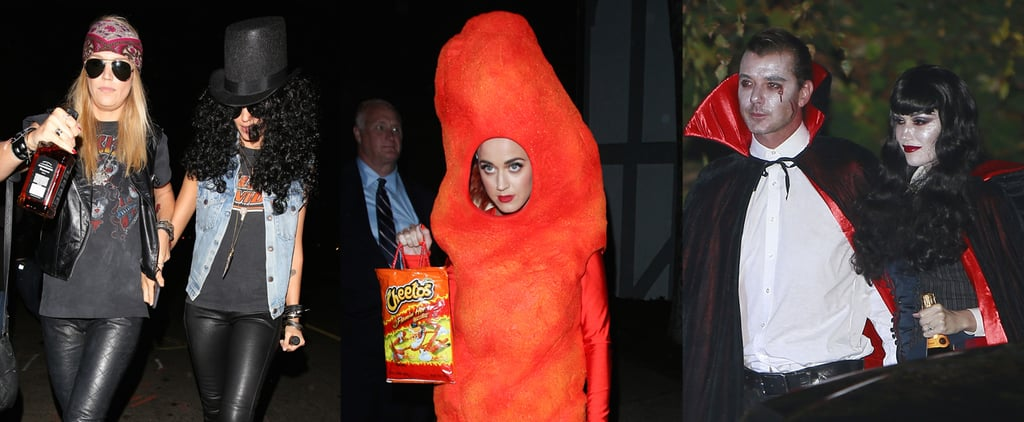 Kate Hudson's 2014 Halloween Party Had Some of the Best Celebrity Costumes
