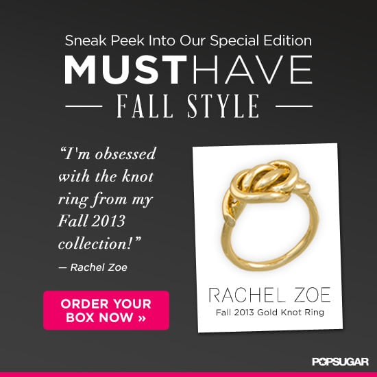 Sneak Peek Into Our Fall Style Must Have —a Perfect Rachel Zoe Bow!