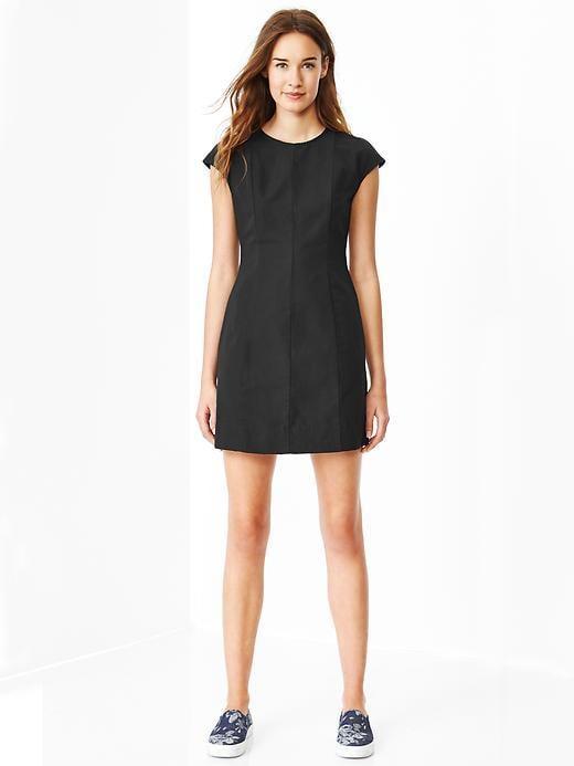 Gap Cap-Sleeve Dress