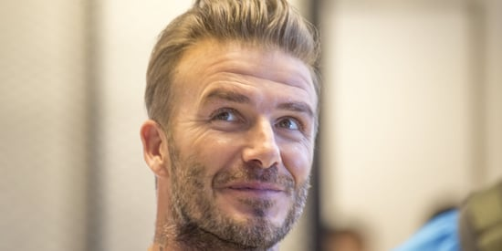 David Beckham's Latest Instagram Is Giving Us Serious Nap Goals