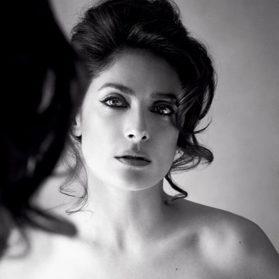 Sexy Salma Hayek Goes Topless in a Stunning Photo Shoot