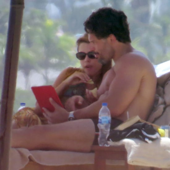 Sofia Vergara and Joe Manganiello in Cabo   Photos