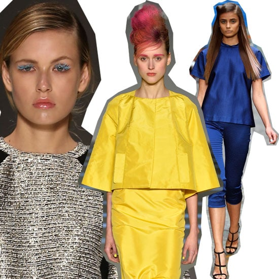 Top 10 Colour Trends from Sydney Fashion Week MBFWA 2013