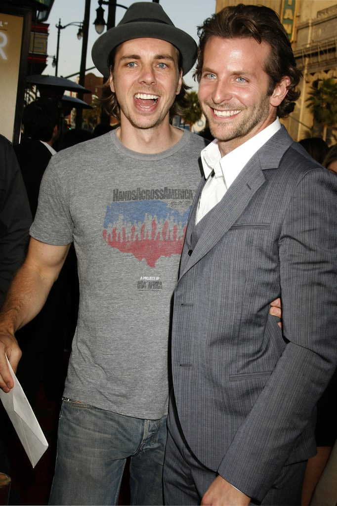 Dax Shepard got his real-life best friend, Bradley Cooper, to star in his 2012 film, Hit and Run. The BFFs also costarred in 2010's Brother's Justice and 2007's The Comebacks.