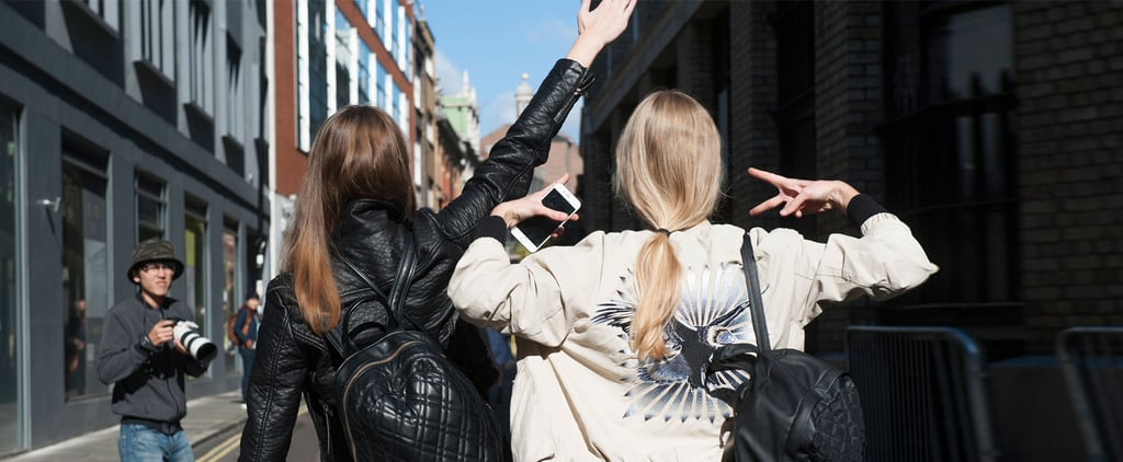 The Best Model-Off-Duty Style at Fashion Week