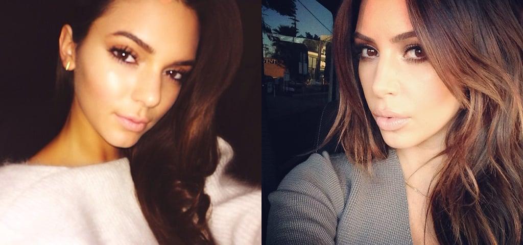 The Glam Head-Tilt Selfie