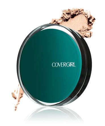 CoverGirl Oil Control Clean Pressed Powder