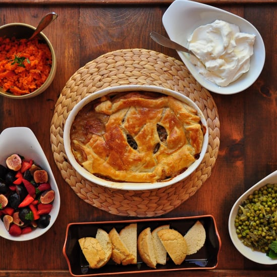 Jamie Oliver Quick Meal With Chicken Pot Pie Recipe