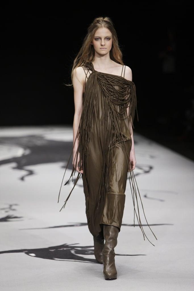 Copenhagen Fashion Week: Rutzou Fall 2009