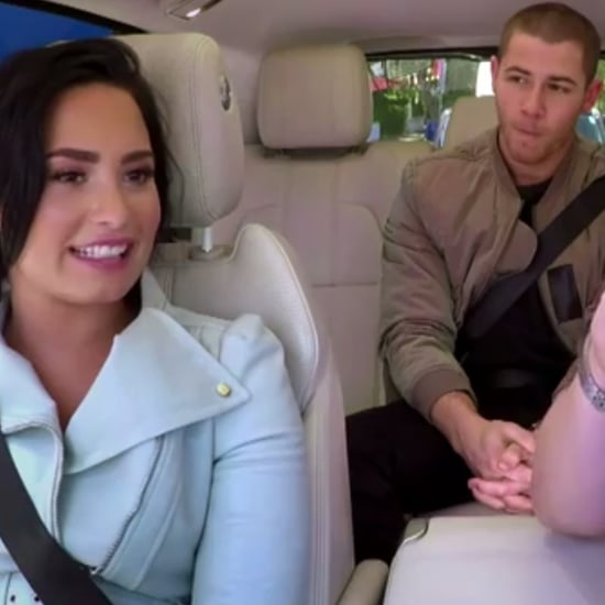 Demi Lovato on Nick Jonas Dating History on Carpool Karaoke