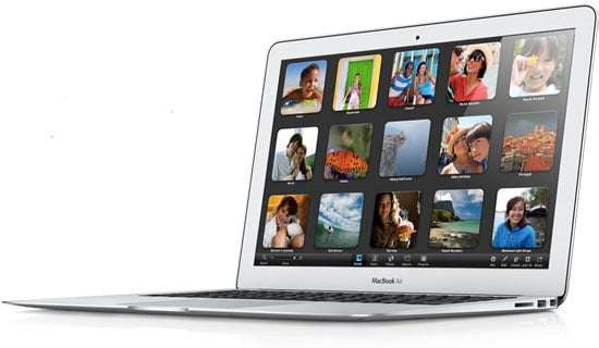 15-Inch MacBook Air Coming in 2012?