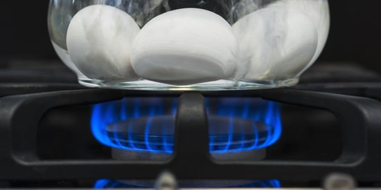Instead Of Boiling Your Eggs, You Should Try Steaming Them