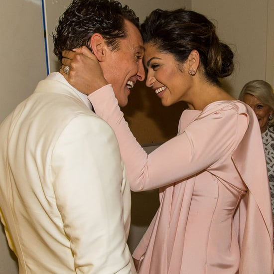 Matthew McConaughey Interview About Camila Alves 2016