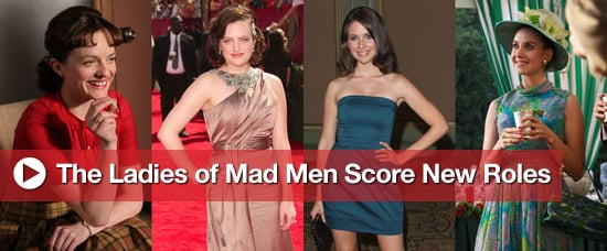 Sugar Shout Out: The Ladies of Mad Men Score New Roles