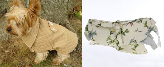 Smitherman & Barnwell's Chic Dog Coats for Fall